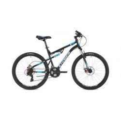 """Двухподвесный велосипед Stinger Discovery D 26"""" (2020)"""
