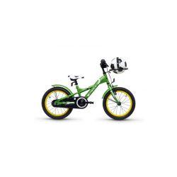 Детский велосипед Scool XXlite Soccer 16 1-S (2020)