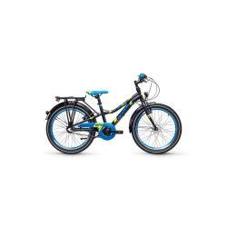 Детский велосипед Scool Emoji Dirt20 3-S (2020)