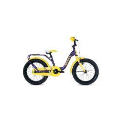 Детский велосипед Scool niXe alloy 16 1-S (2020)