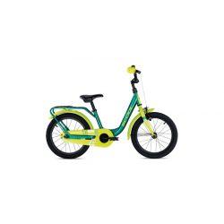 Детский велосипед Scool niXe steel 16 1-S (2020)