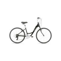 """Велосипед городской Del Sol Lxi Flow 1 - ST 26"""", 14"""" чёрный 2019"""