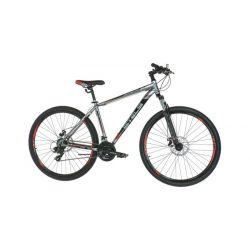 """Горный велосипед Stels Navigator 500 MD F010 Черно-красный 18"""""""