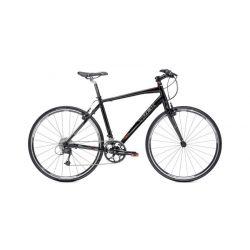 Велосипед Trek 7.5 FX 17.5 Metallic Black HBR 700C (2014)