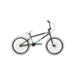 """Велосипед BMX Downtown 20"""", 19.5 TT  матовый чёрный 2019"""