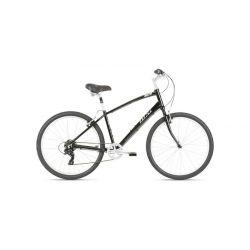 """Велосипед городской Del Sol Lxi Flow 1 - ST 27,5"""", 17"""" чёрный 2019"""