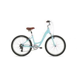 """Велосипед городской Del Sol Lxi Flow 2 - ST 26"""", 14"""" мятный  2019"""