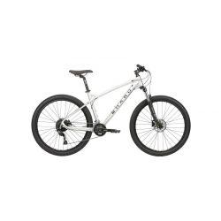 """Велосипед горны Double Peak 27.Five Trail 16"""" серебристый 2020"""