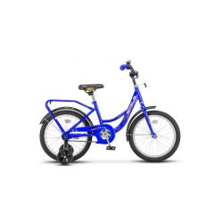 """Детский велосипед Stels Flyte 18"""" Z011 Синий"""