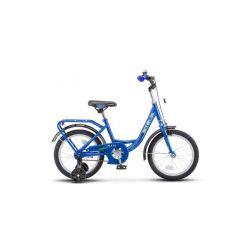 """Детский велосипед Stels Flyte 16"""" Z011 Синий"""