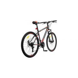 """Горный велосипед Stels Navigator 700 D F010 Чёрно-красный 21"""""""