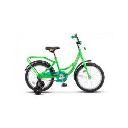"Детский велосипед Stels Flyte 18"" Z011 Зеленый"