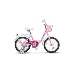"Детский велосипед Stels Flyte Lady 16"" Z011 Розовый"