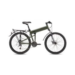 Складной велосипед Montague PARATROOPER 2021 18