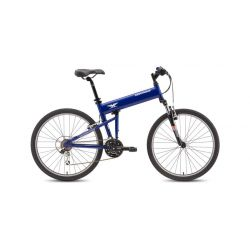 Складной велосипед Montague PARATROOPER EXPRESS 2021 18