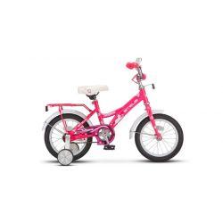 "Детский велосипед Stels Talisman Lady 16"" Z010 Розовый"