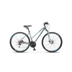 """Женский велосипед Stels Cross-150 D Lady 28"""" V010 20"""""""