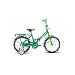 """Детский велосипед Stels Talisman 14"""" Z010 Зеленый"""