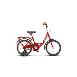 """Детский велосипед Stels 14"""" Flyte Z011 Красный"""