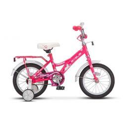 """Детский велосипед Stels Talisman Lady 18"""" Z010 (2019)"""