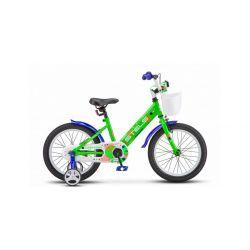 """Детский велосипед Stels 16"""" Captain V010 Мятный"""