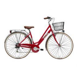 """Велосипед Adriatica PANAREA Lady 28"""" Красный"""