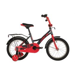 """Велосипед FOXX 16"""" BRIEF красный"""
