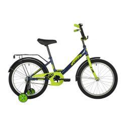 "Велосипед FOXX 20"" SIMPLE синий"