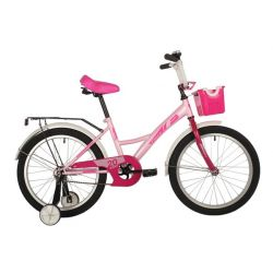 """Велосипед FOXX 20"""" BRIEF розовый"""