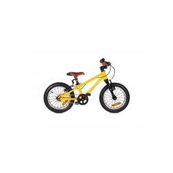Велосипед SHULZ Bubble 14 Race, yellow/желтый