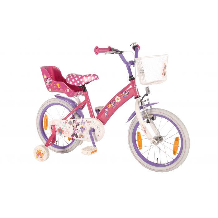 """Четырехколесный велосипед для девочек  Volare - Disney MinnieBow-Tique 16"""""""