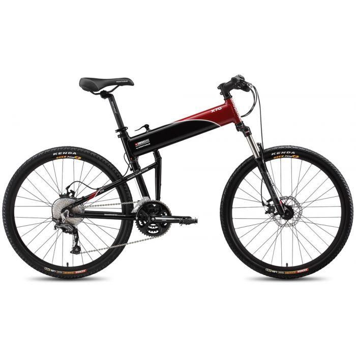 Складной велосипед Montague Swissbike X70